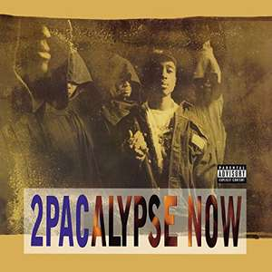 Album vinyle 2Pac - 2pacalypse Now (2LP Gatefold)