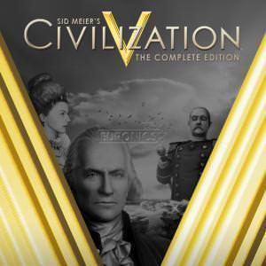 Bundle Sid Meier's Civilization V - Complete Edition sur PC (Dématérialisé - Steam)