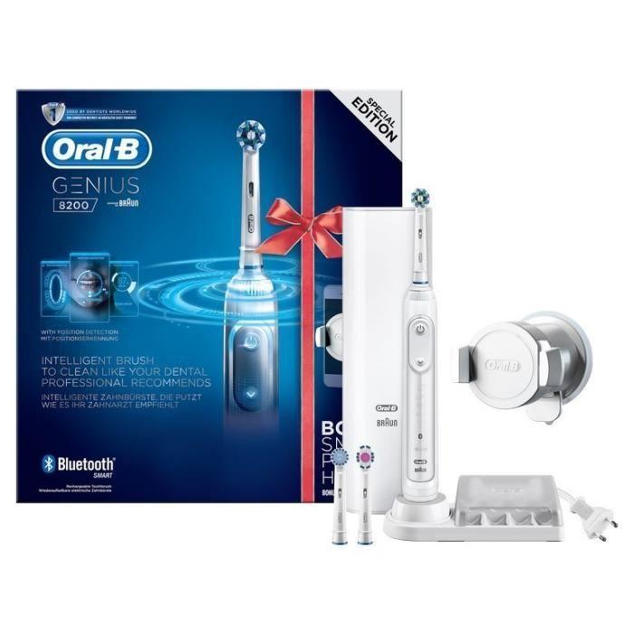 Brosse à dents électrique Oral-B Genius 8200