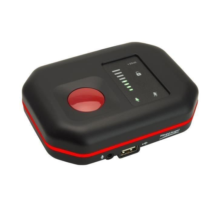 Boitier de capture HD autonome Hauppauge HD PVR Rocket + Clé USB Sandisk Cruze Slice 32Go