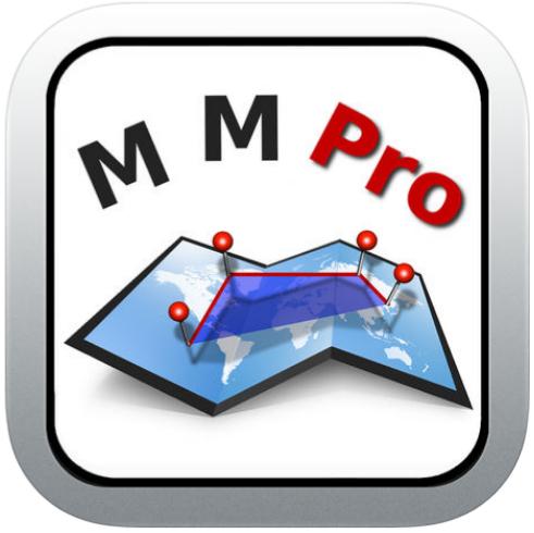 Cartes Mesurées Pro Gratuit sur iOS