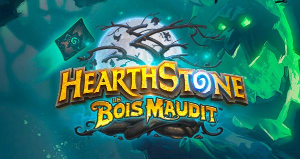 Extension Hearthstone Le Bois Maudit sur PC (Dématérialisé)