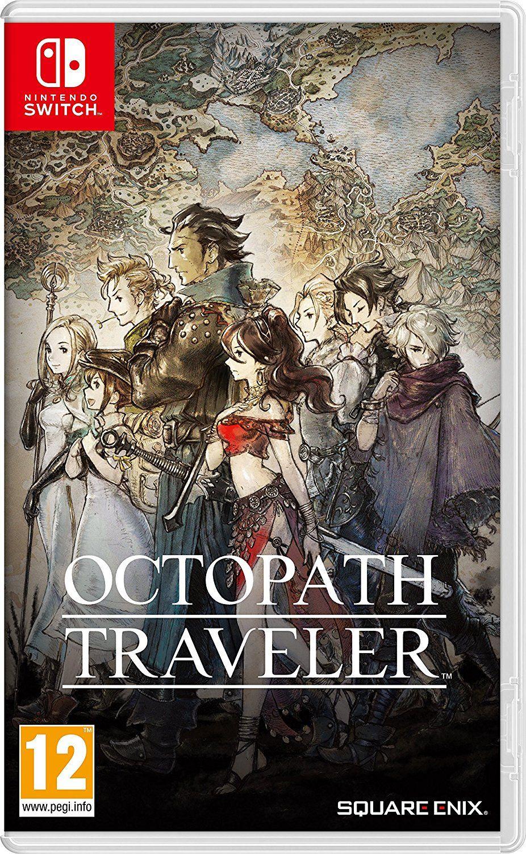 [Pré-commande] Jeu Octopath Traveler sur Nintendo Switch à 49,99 € + 10 € sur compte adhérent