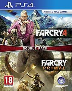 (MAJ) Pack Far Cry 4 + Far Cry Primal sur PS4 - Petite-Foret (59)