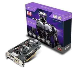 Carte graphique Sapphire R7 370 2G PCI-E Lite - Reconditionné