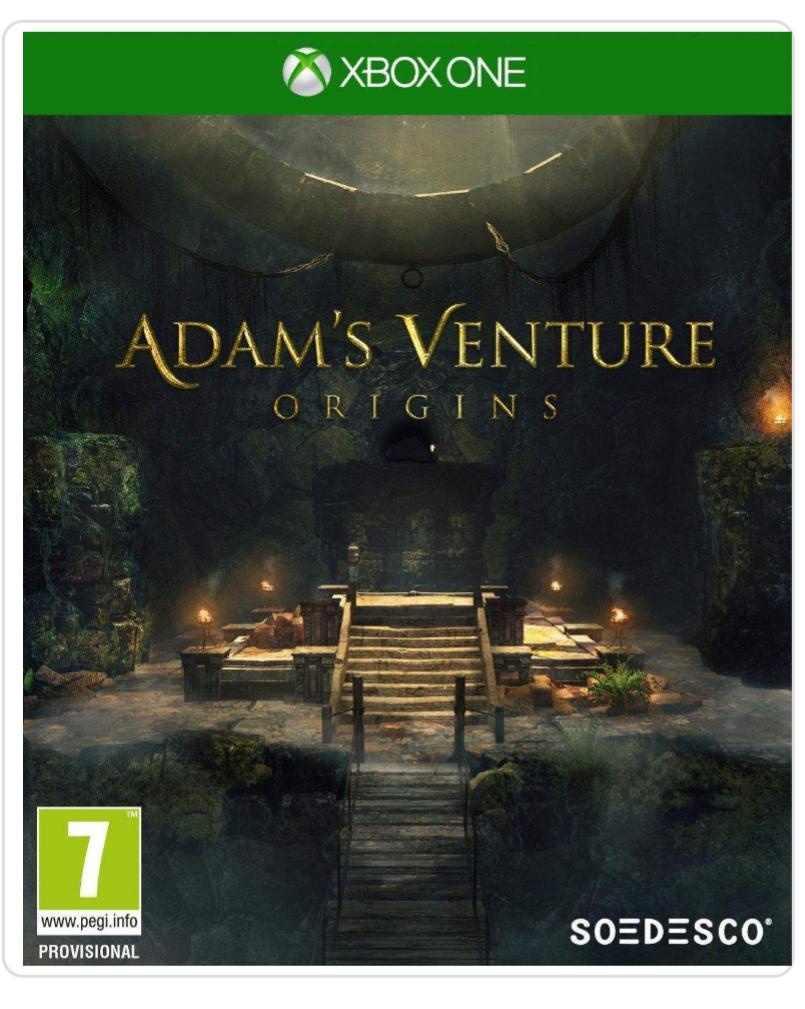 Adam's Venture Origins surXbox one