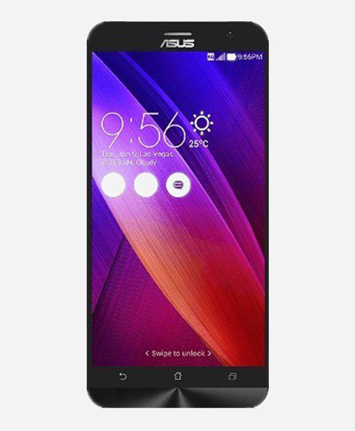 "Smartphone 5.5"" Asus Zenfone 2 ZE550ML 16 Go (2 Go RAM) - Gris ou Rouge"