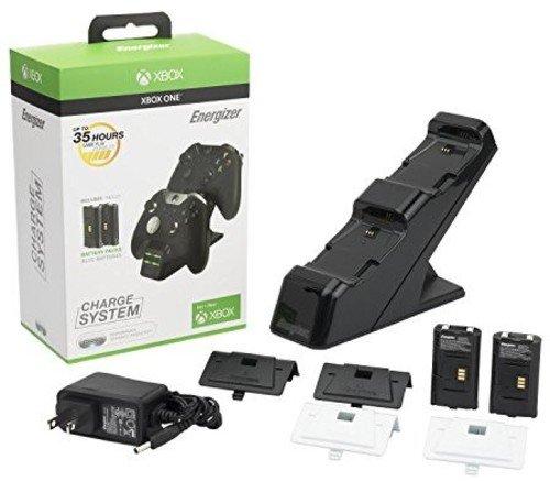 Station de Chargement Energizer pour Manettes Sans-fil Xbox One