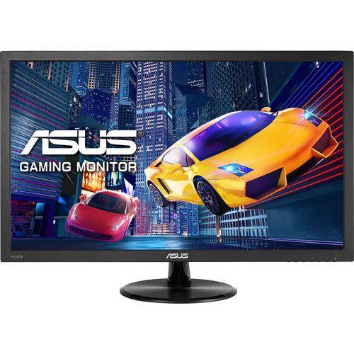 "Ecran PC 24"" Full HD Asus VP247H 1ms Flicker Free - DVI/HDMI"