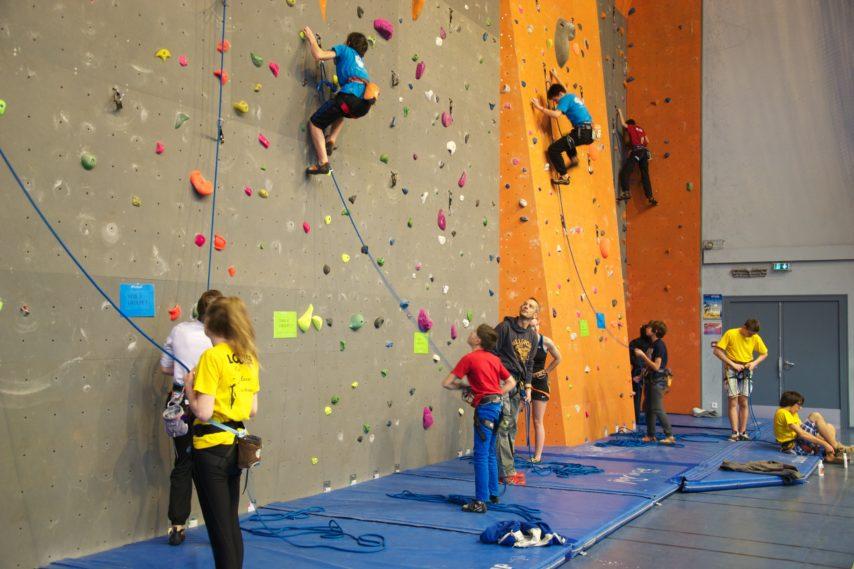 Initiation gratuite à l'escalade - Nuit de la grimpe - Avranches (50)