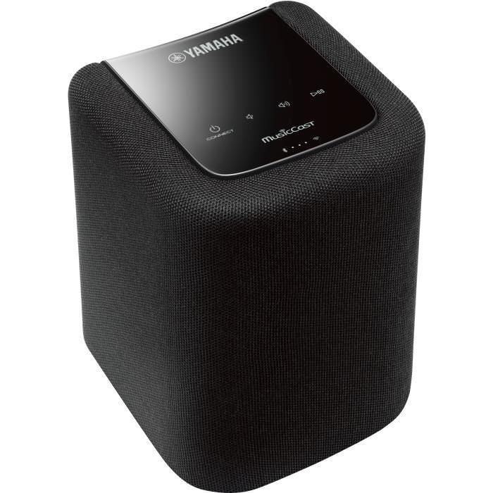 Enceinte Multiroom sans-fil Yamaha WX-010 - Noir (Vendeur tiers)