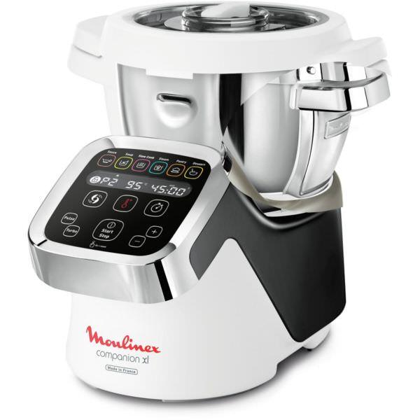 Une balance connectée offerte pour l'achat d'un Robot Companion XL (via ODR) - Ex: Robot cuiseur Moulinex Companion XL Silver HF805810 + la balance connectée Précision