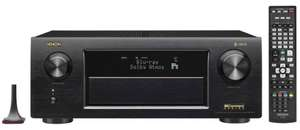 Amplificateur Home Cinéma 9.2 Denon AVR-X4400H -  Dolby Atmos et DTS:X, Multiroom Heos, HDR - HDCP 2.2, 3D Ready