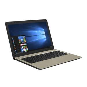 "PC Portable 15,6"" Asus X540YA-XX501T - HD, AMD A6-7310, 4 Go de RAM, SSD de 128 Go, HDD de 1To"