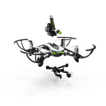 Mini Drone Quadricoptere Mambo 660mAh + pince et canon (vendeur tiers)