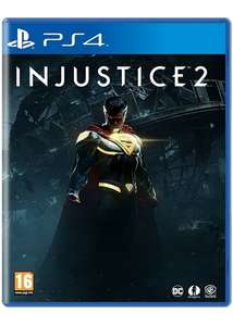 Injustice 2 sur PS4 ou Xbox one