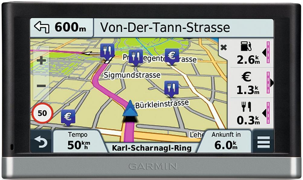 """GPS 5"""" Garmin Nüvi 2597 LMT -  Infos Trafic et cartes (45 pays) gratuites à vie"""