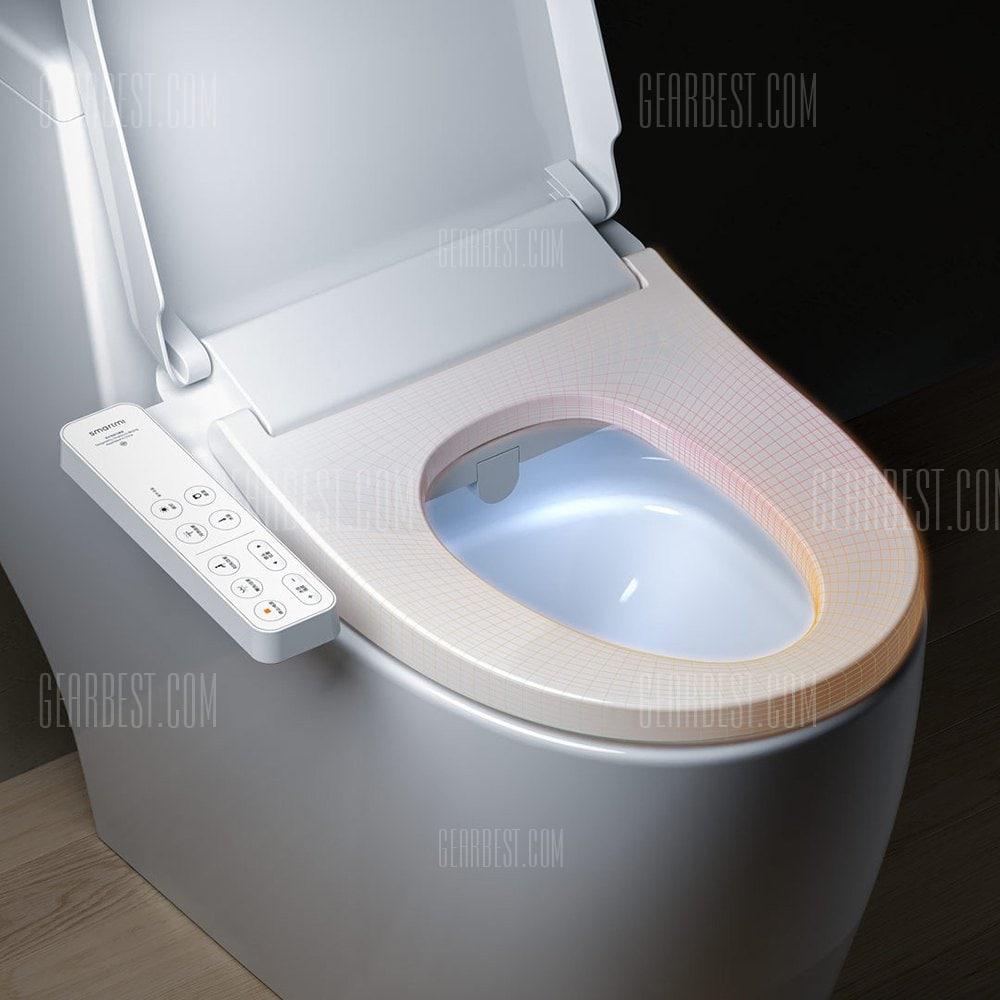 [Nouveaux Clients via PayPal] Abattant de toilette intelligent et multifonctions Xiaomi SmartMi