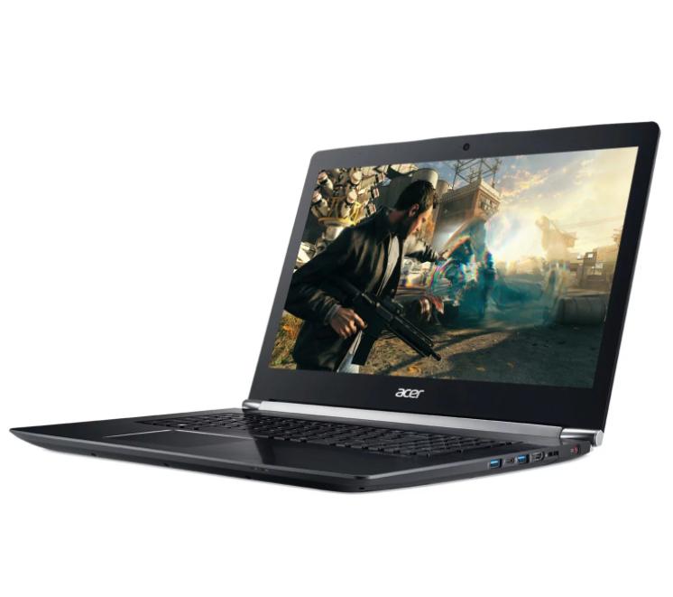 "PC Portable 17.3"" Acer VN7-793G-594N - Full HD, i5-7300HQ, HDD 1 To, RAM 8 Go, GTX 1050 Ti 4 Go, Linux"