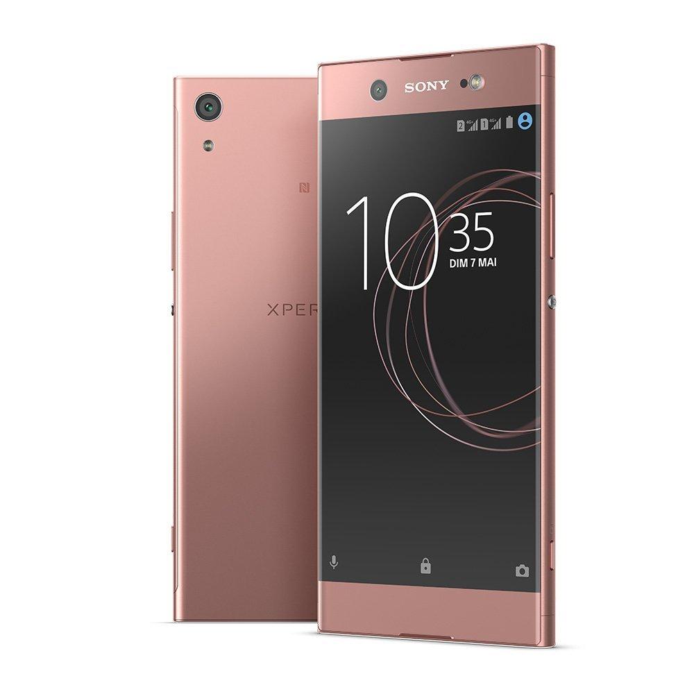 "Smartphone 6"" Sony Xperia XA1 Ultra - Rose, 32 Go"