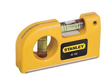 [Panier plus] Niveau magnétique de poche Stanley 042130