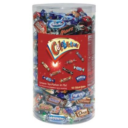 Boîte de chocolats célébration - 1,5 kg
