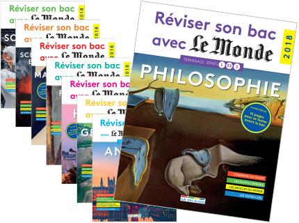 """[Sociétaires MAIF] Hors séries """"Réviser son bac"""" avec Le Monde gratuit"""