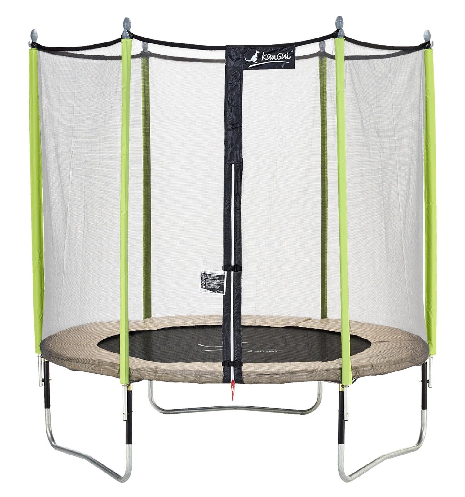 Sélection de trampolines Kangui en promotion: Ex: Trampolines  Jumpi 360 à