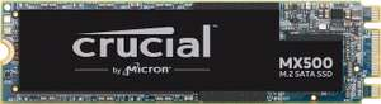 SSD M2 SATA Crucial MX500 (TLC 3D) - 250 Go