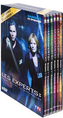 Les Experts Las Vegas / Manhattan / Miami en DVD Intégrale