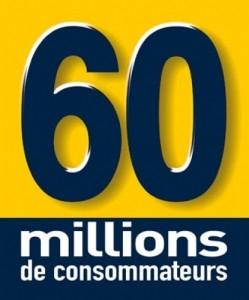 Abonnement 1 an au magazine 60 millions de consommateurs
