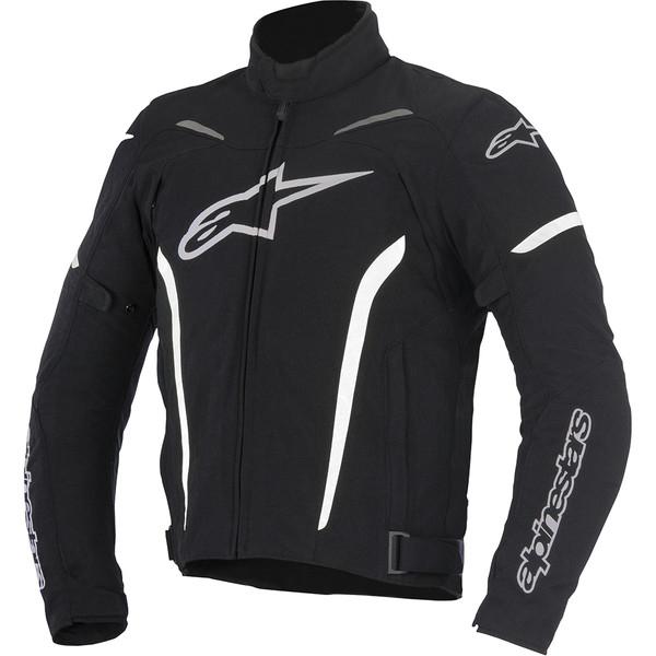 Blouson de moto AlpineStars Rox - blanc ou jaune / noir (du XL au XXXL)