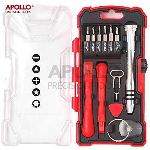 [Panier Plus] Kit d'outils Apollo pour réparer un smartphone - 19 pièces (Vendeur tiers)