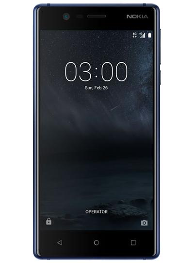 """Smartphone 5"""" Nokia 3 - Ecran HD, 16Go, 2Go de RAM à 69€ pour toute souscription au forfait RED by SFR 10 Go (+3Go en Europe), appels et SMS/MMS illimités à 10€ par Mois - Sans engagement (via ODR de 30€)"""