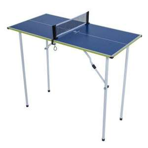 Mini table ping pong pliable Artengo