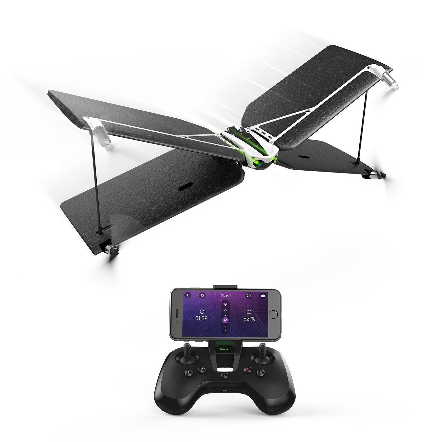 Drone Parrot minidrone swing + manette