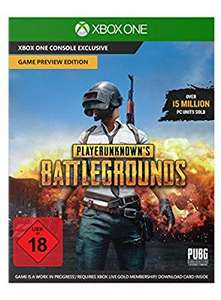PlayerUnknowns Battlegrounds - Game Preview Edition sur Xbox One