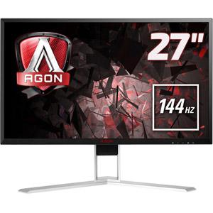 """Écran PC 27"""" AOC Agon AG271QX - QHD, 144Hz, Dalle TN (Laboutiquedunet.com)"""