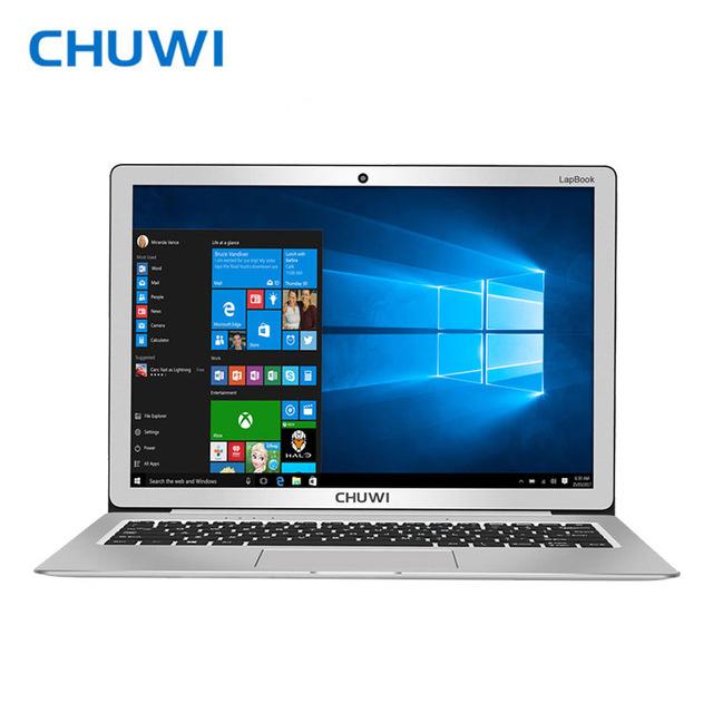 """PC Portable 12.3"""" Chuwi LapBook - Apollo Lake N3450, RAM 6 Go, ROM 64 Go, Qwerty (Vendeur tiers - Expédié par Cdiscount)"""