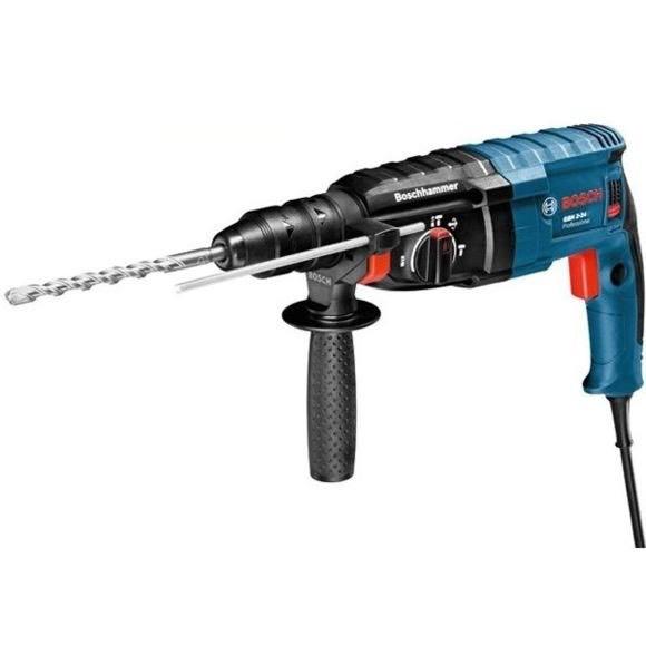 Perforateur Bosch SDS-plus GBH 2-26 Professional - 830W 2.7J - Avec coffret et poignée (vendeur tiers)