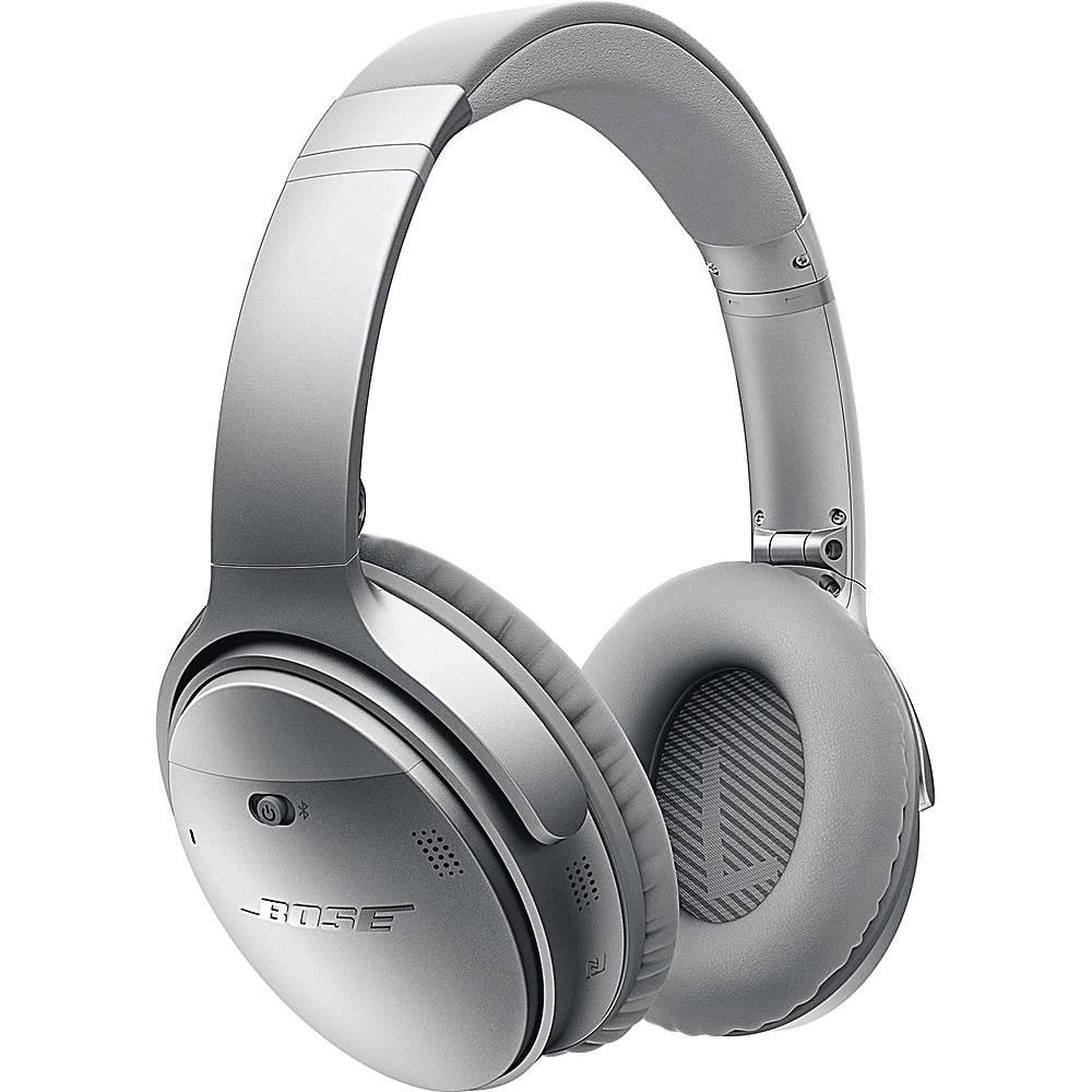 Casque Bluetooth Bose Quietcomfort 35 (Gris) - ti-84shop.nl
