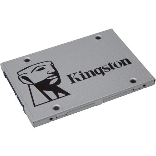 "SSD interne 2.5"" Kingston SSDNow UV400 (TLC) - 480 Go"
