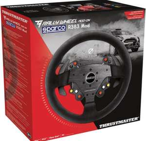 Volant Thrustmaster Sparco R383 Mod - PC/PS4/Xbox One