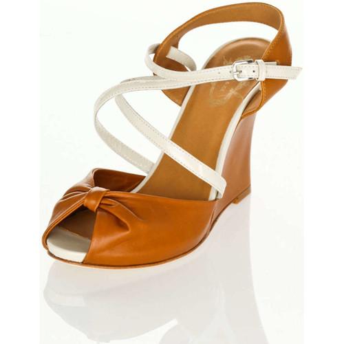 Chaussures Femme Myrti Paul & Joe Camel en cuir - So Jeans