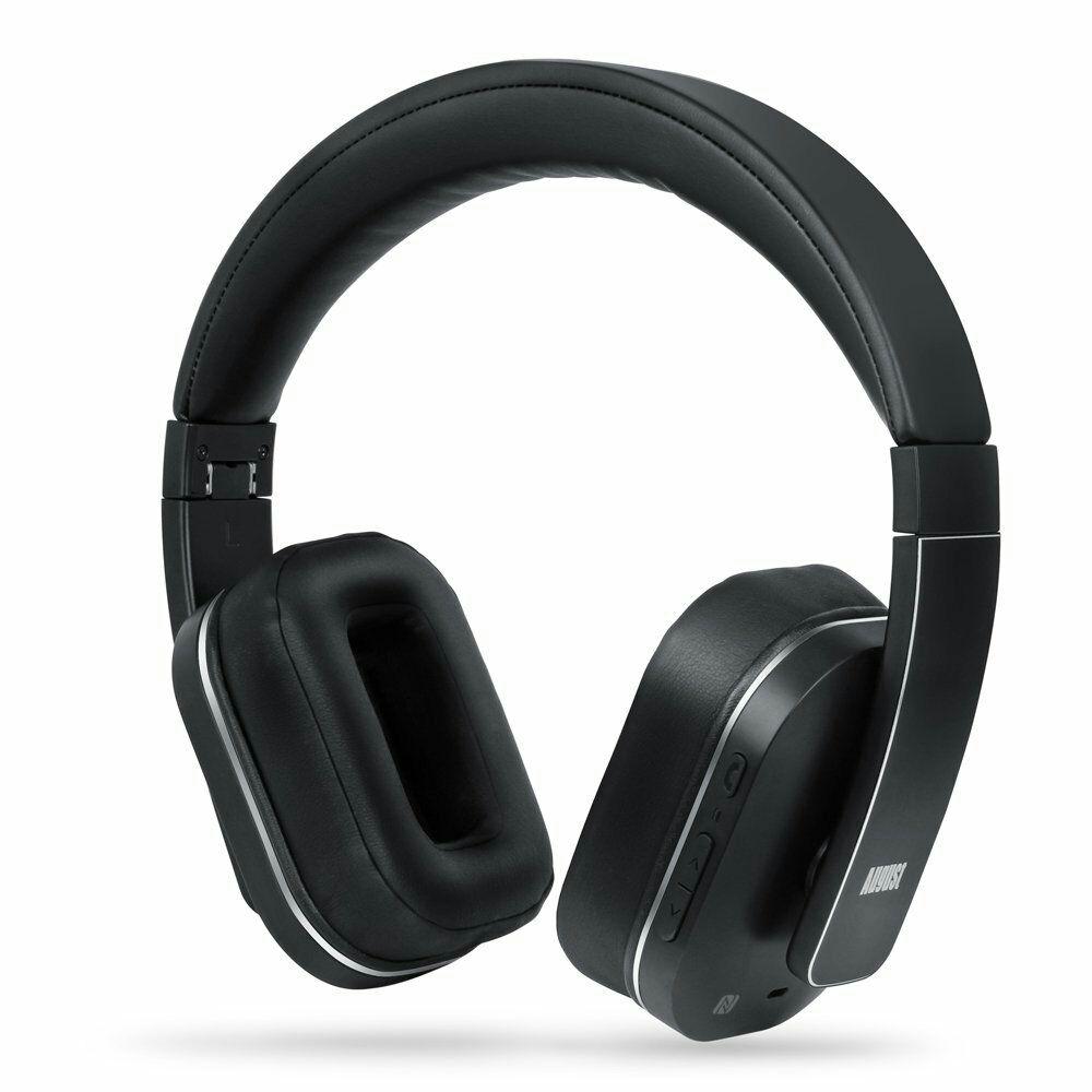 Casque Sans-Fil à Réduction de Bruit Active August EP750 (vendeur tiers)