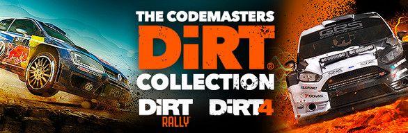 Sélection de jeux DiRT en promotion - Ex : Jeu DiRT 4 sur PC (Dématérialisé, Steam)