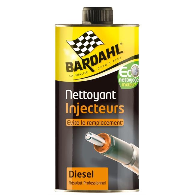 Nettoyant injecteurs Bardahl diesel - 1L