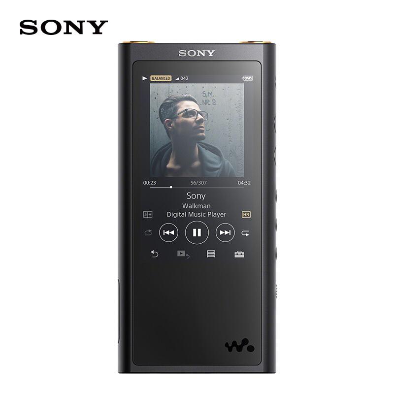Baladeur Audiophile Sony NW-ZX300A