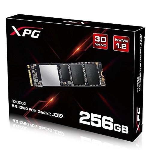 SSD interne M2 NVME Adata XPG SX6000 (TLC 3D) - 256 Go
