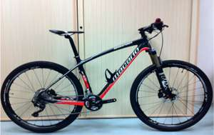 "VTT 27.5"" Macario Adventurer Carbon - XT 11sp - Taille 20"
